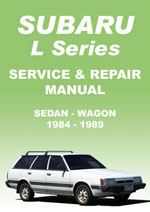 Subaru L Series Workshop Manual