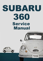 Subaru 360 Workshop Manual
